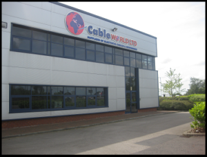 CableWorld Entrance